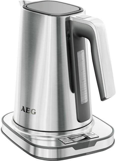 AEG EWA7800 waterkoker met 8 verschillende temperatuurinstellingen en OneCup Turbo™